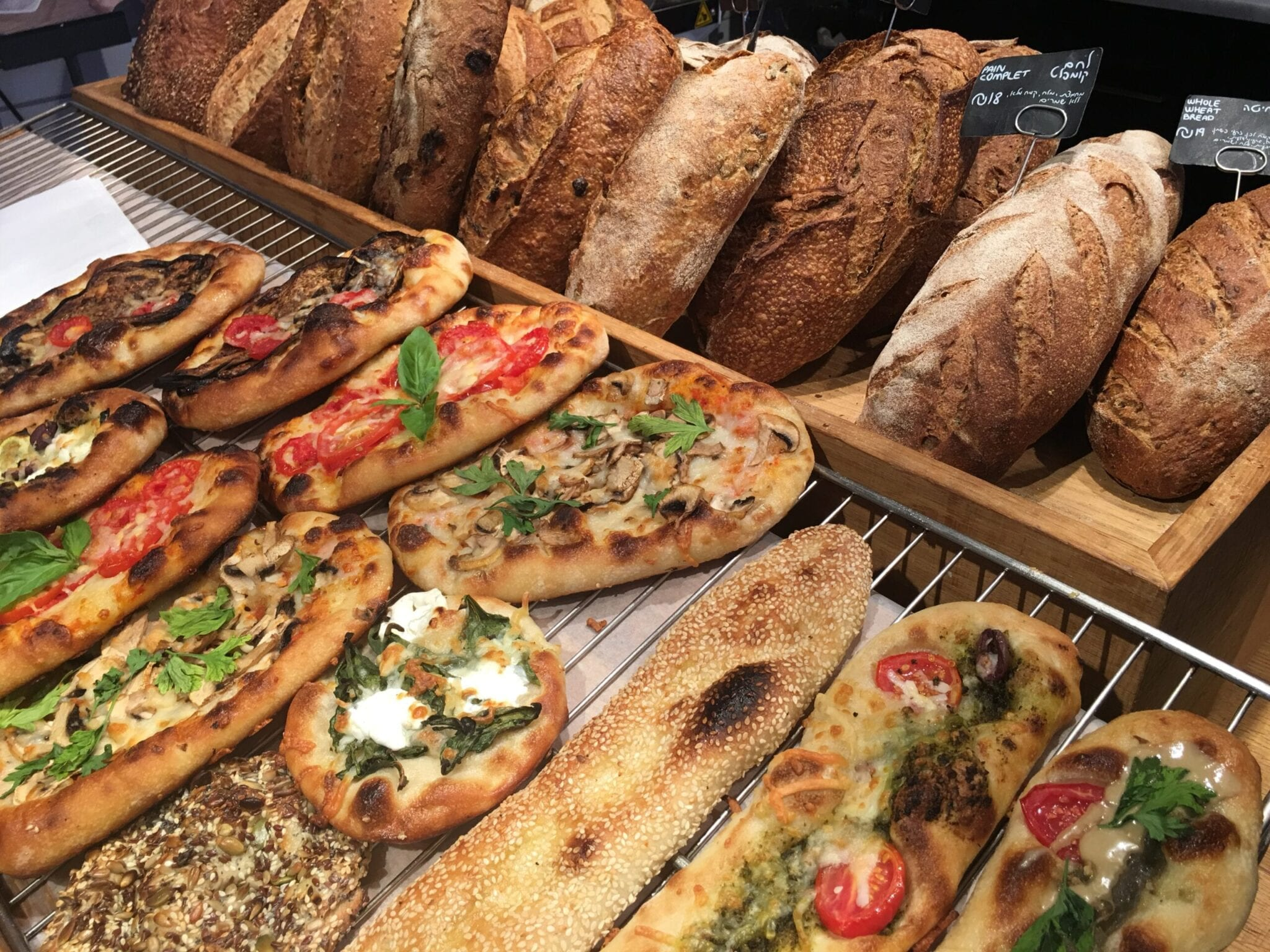 The Colorful Diverse Foods of Israel