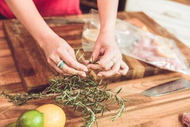 Why is it so hard to cook for one?