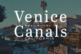 Venice Canal Historic District is the Closest You Will Get to Venezia on The West Coast of the US
